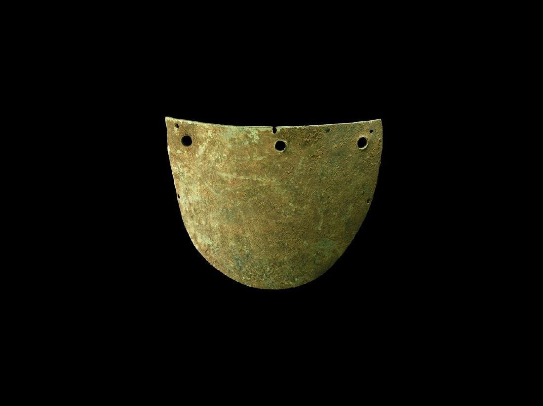 Roman Shoulder Armour Plate