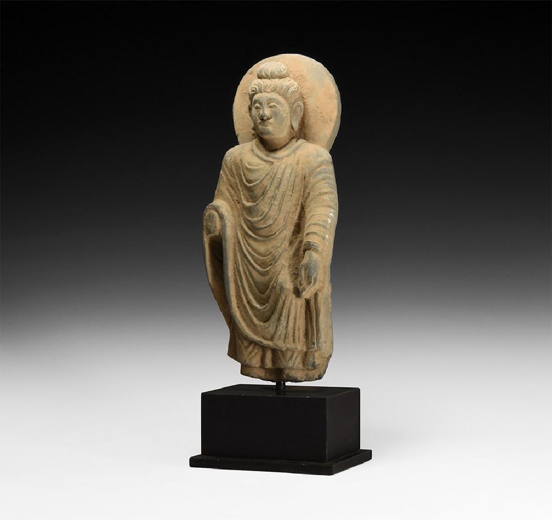Gandharan Standing Buddha