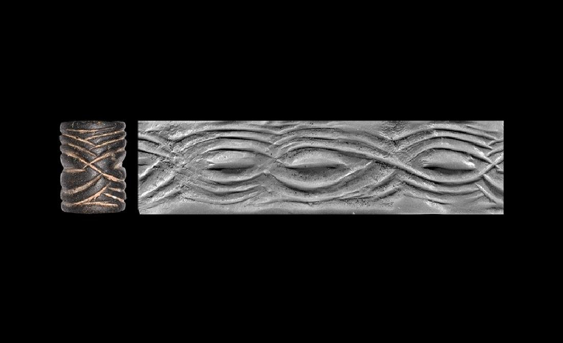 Jemdet Nasr Period Cylinder Seal