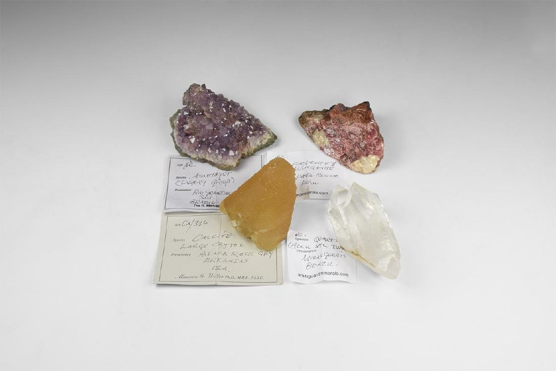 Natural History - Mineral Specimen Group