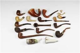 Vintage Tobacco Pipe Group
