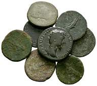 Ancient Roman Imperial Coins - Mixed Bronzes Group [8]