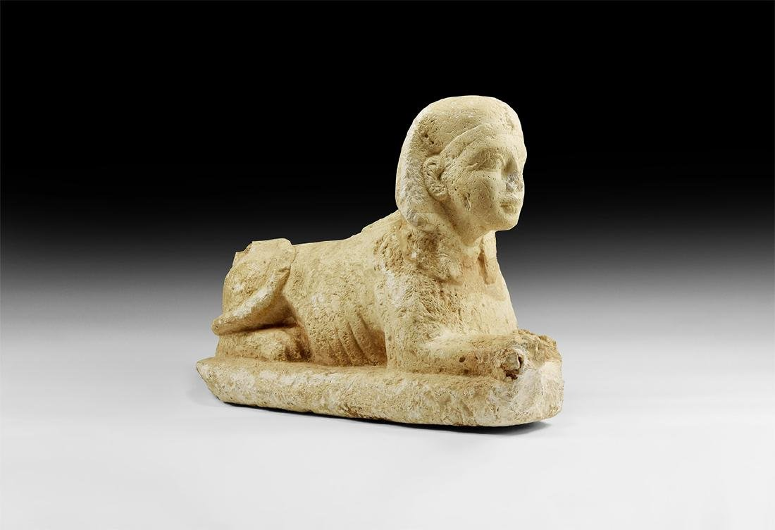 Egyptian Royal Sphinx Statue
