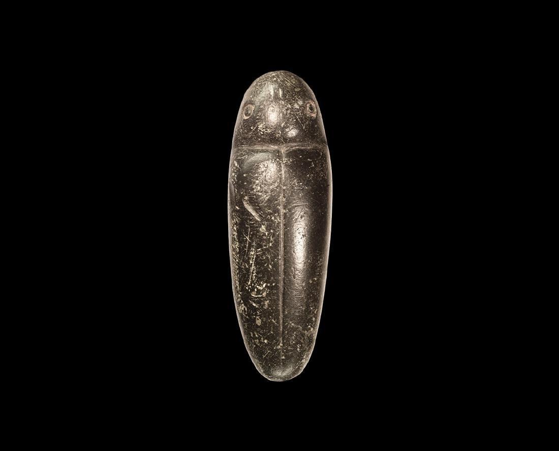 Egyptian Cicada Amulet
