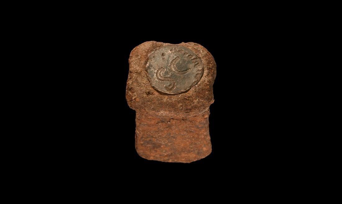 Roman Barbaric Coin Wedge