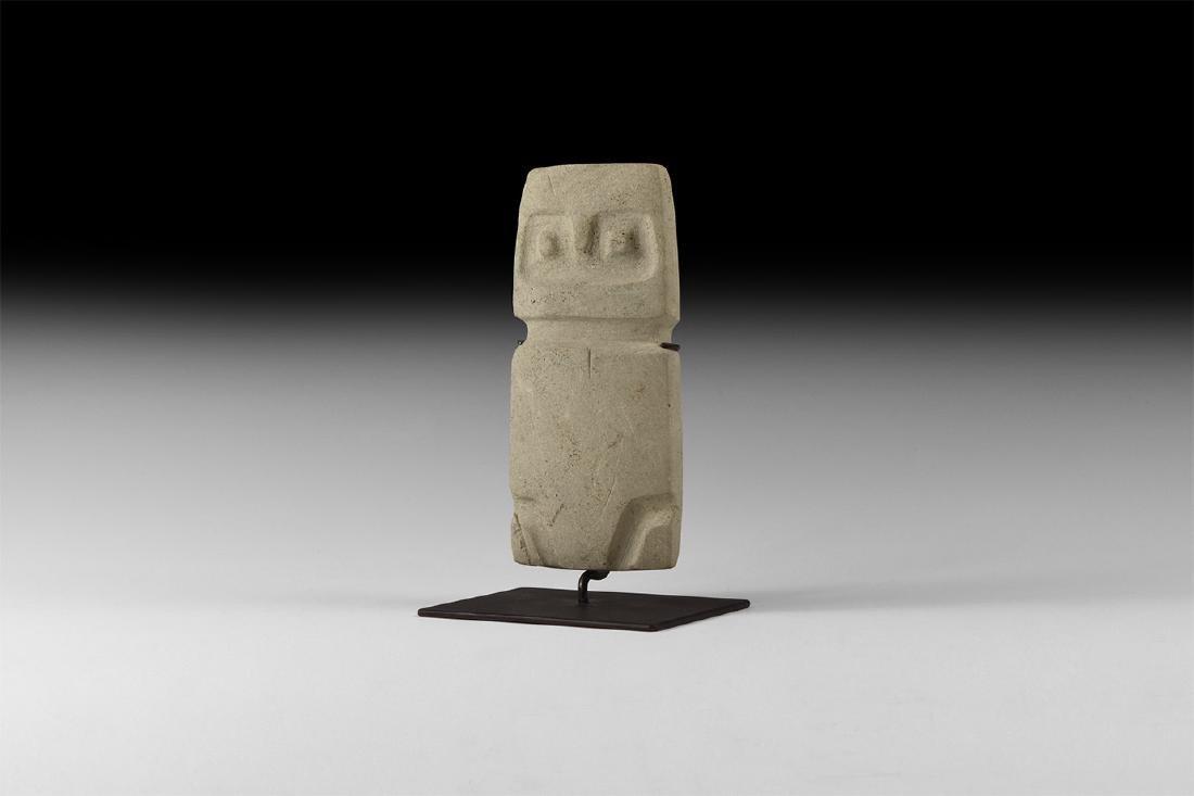 Pre Columbian Valdivian Idol