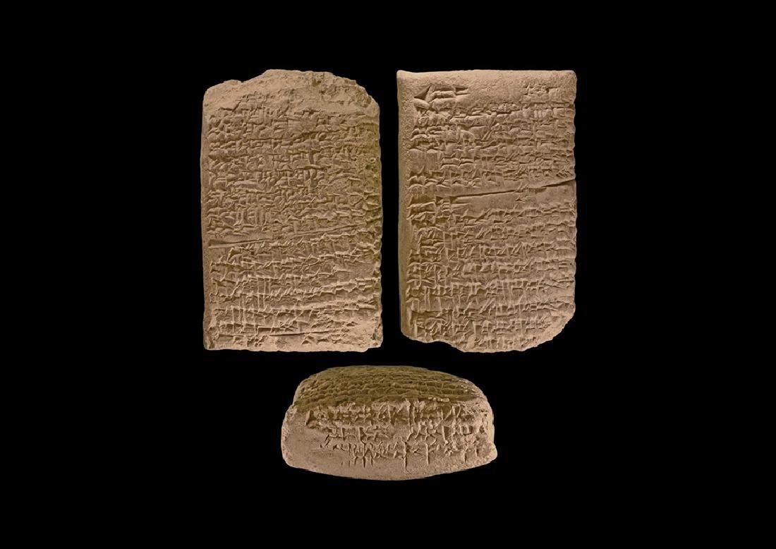 Old Babylonian Cuneiform Document