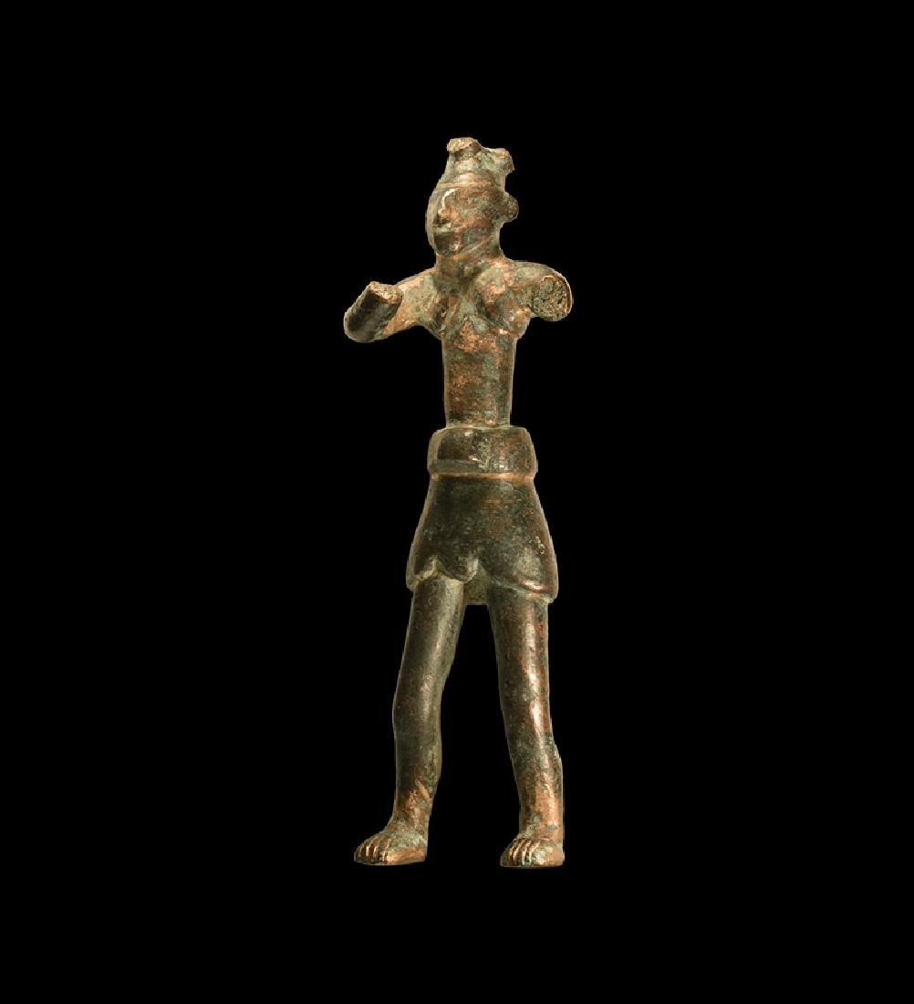 Western Asiatic Large Elamite Statuette