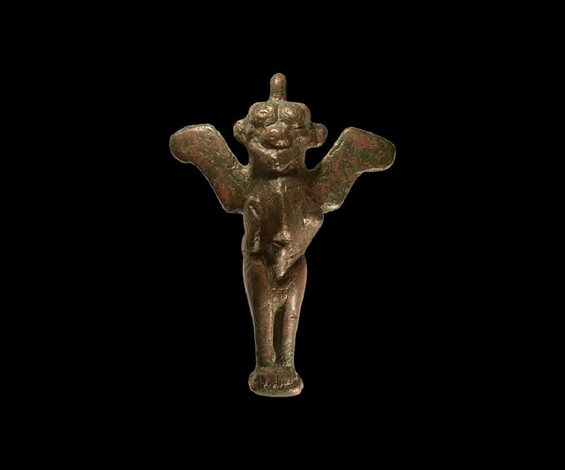 Babylonian Pazuzu God Statuette