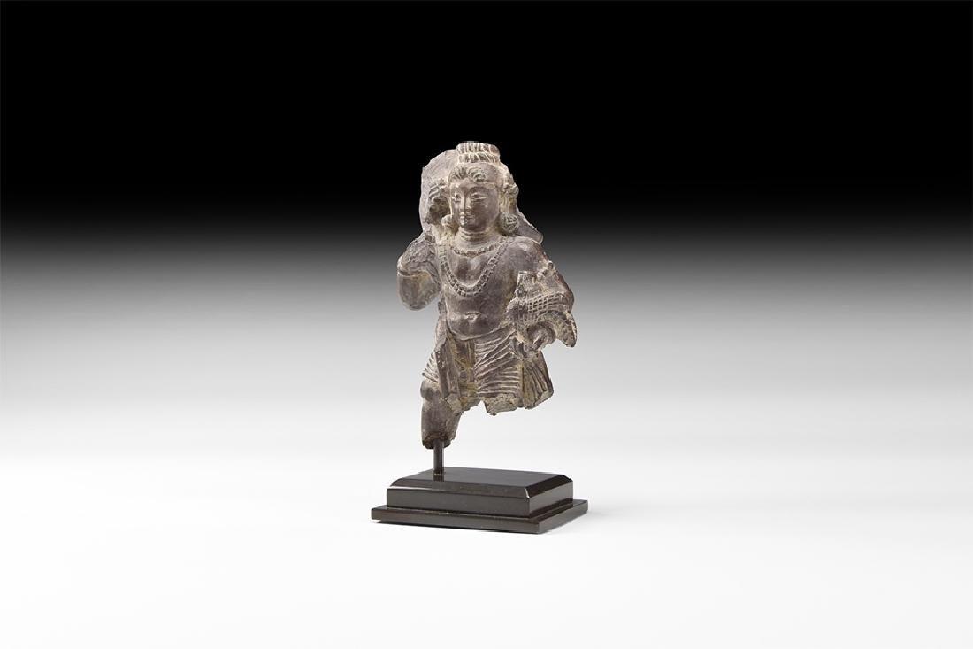Gandharan Vajrapani Sculpture