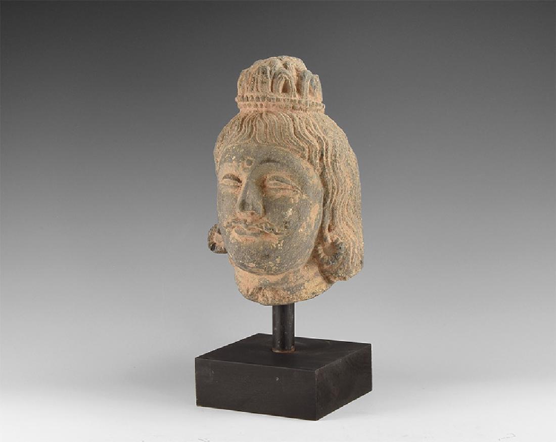 Gandharan Head of Maitreya
