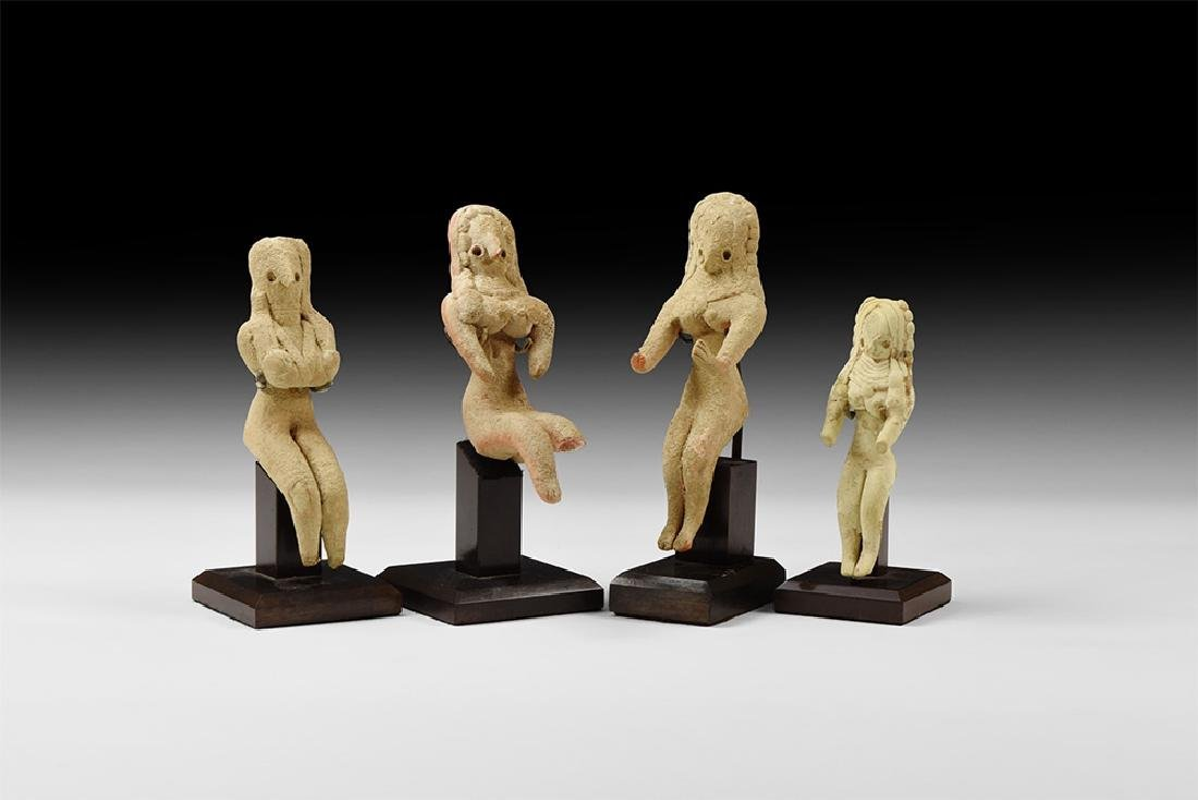 Indus Valley Mohenjo-Daro Idol Collection