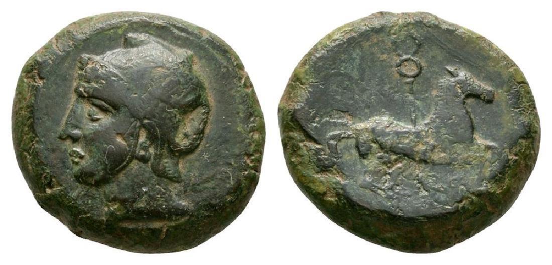 Sicily - Solus - Horseman Bronze