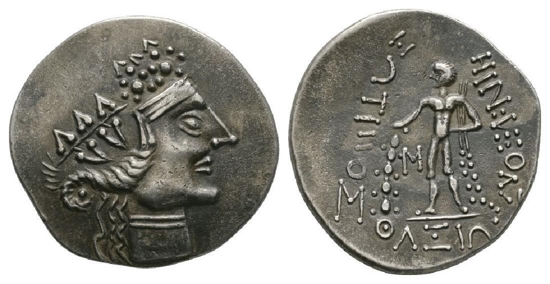 Danubian - 'Thasos' Herakles Tetradrachm