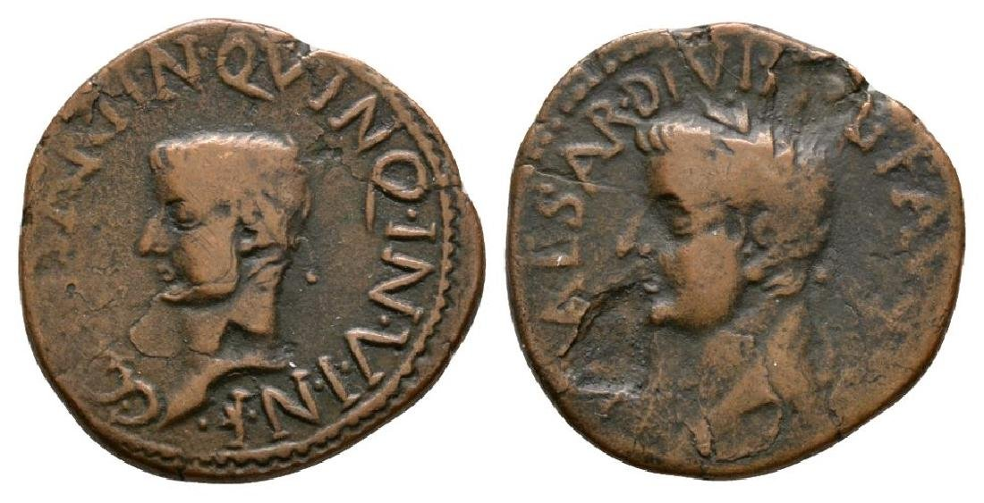 Tiberius and Caligula - Carthago Nova As
