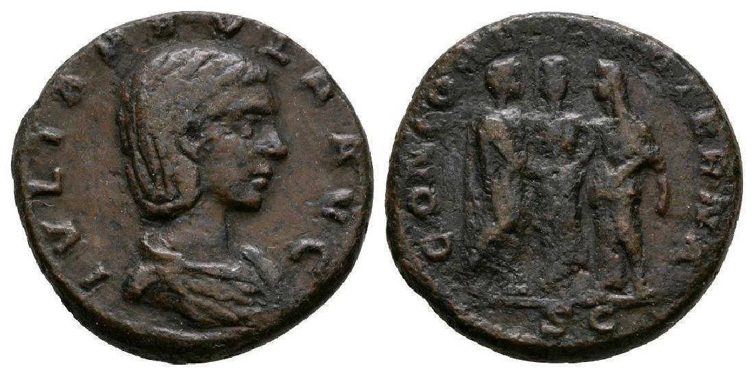 Julia Paula (wife of Elagabalus) - Concordia As