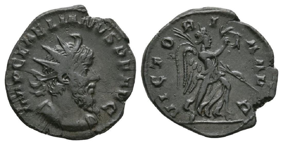 Laelian - Victory Antoninianus