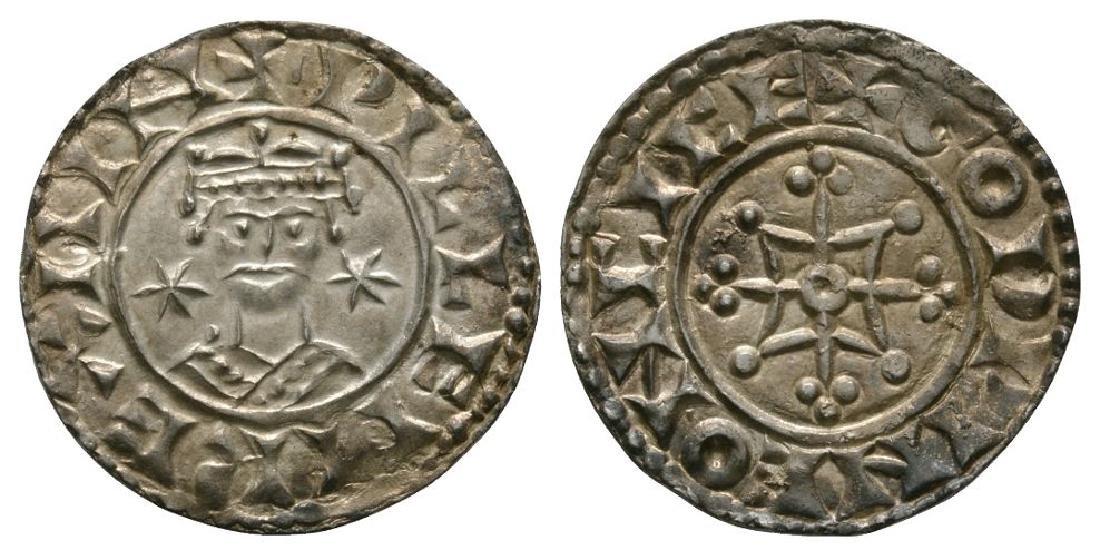 William I - Chichester/Godwine - 2 Stars Penny