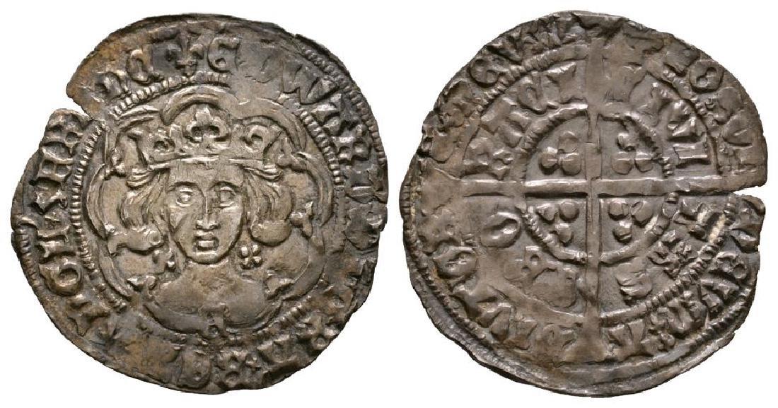 Edward IV - York - 'Abp Sharp Collection' Groat