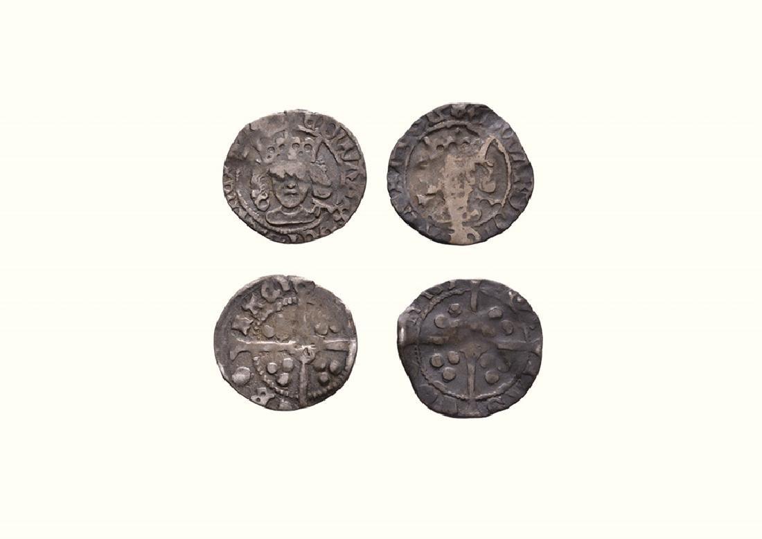 Edward IV - York - 'Apb Sharp' Pennies [2]