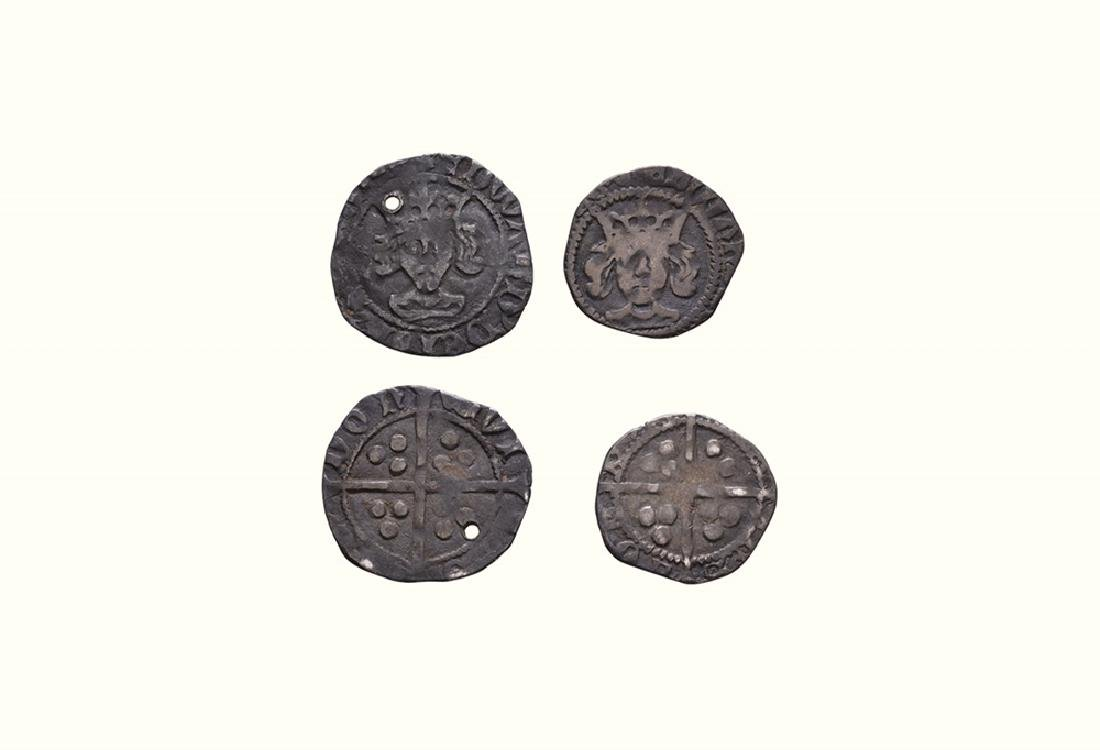 Edward IV - London - 'Abp Sharp' Pennies [2]