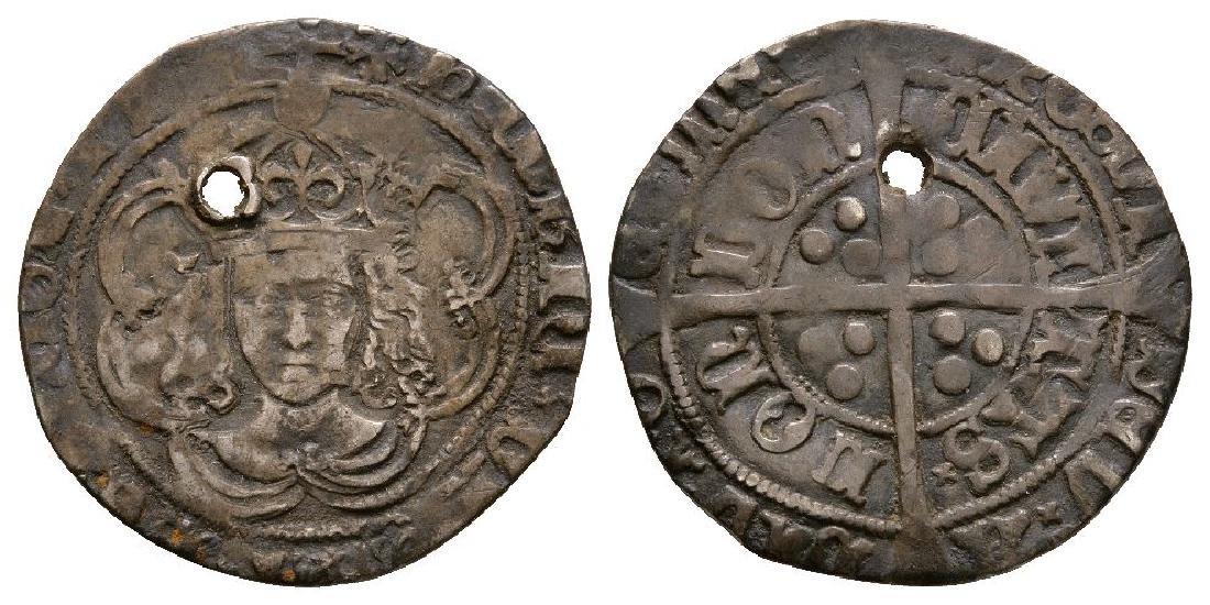 Henry VII - London - 'Abp Sharp' Groat