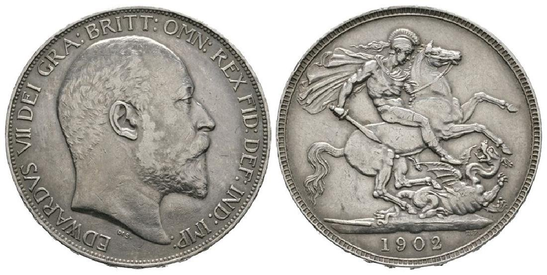Edward VII - 1902 - Crown