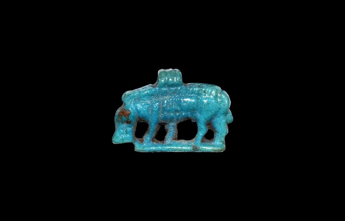 Egyptian Nut as Sow Amulet