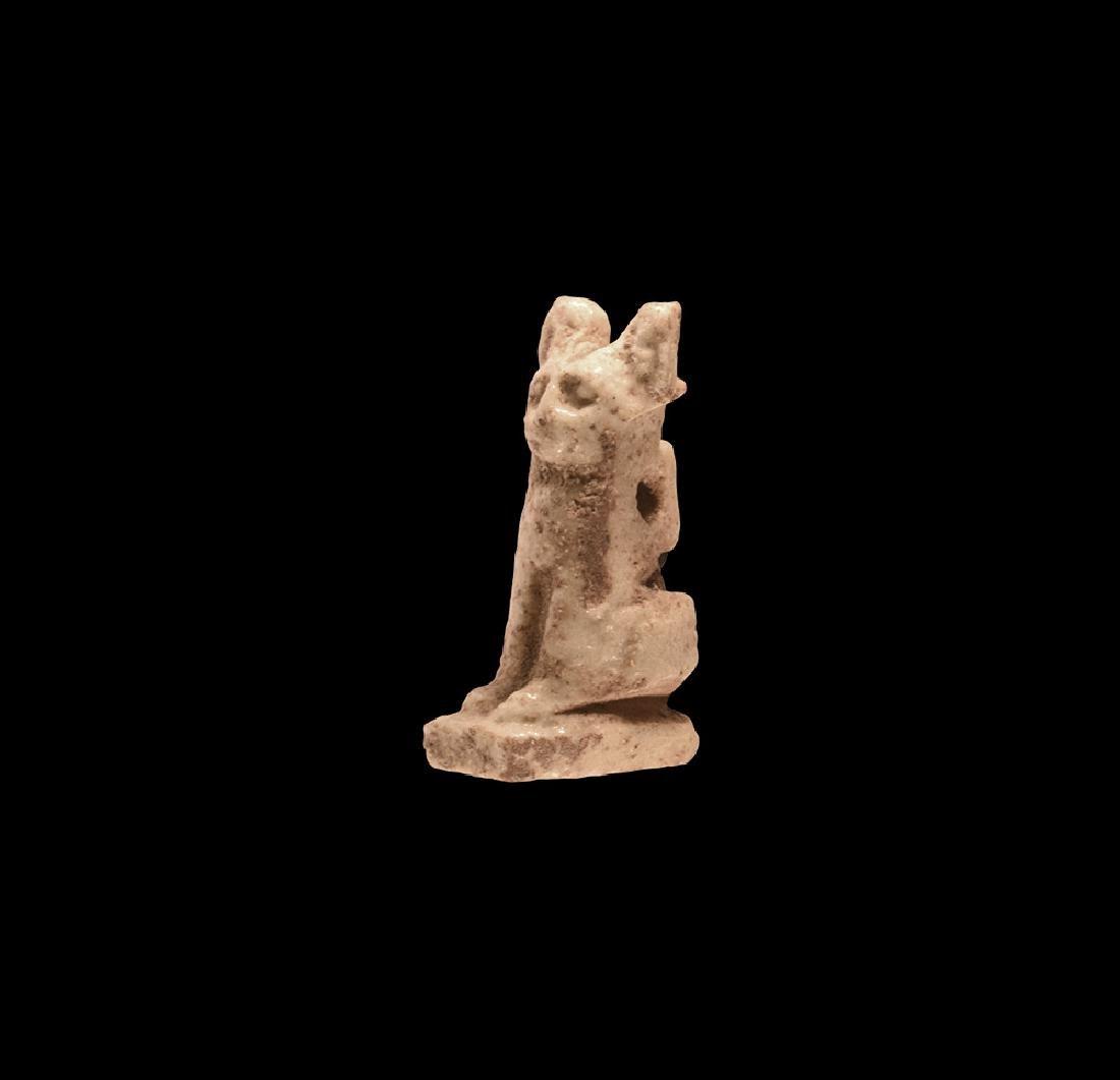 Egyptian Bastet Amulet