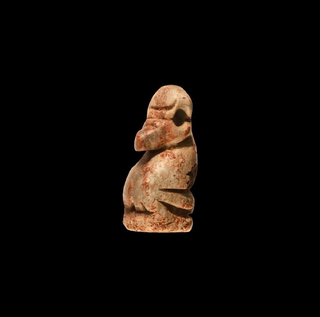 Egyptian Baboon Amulet