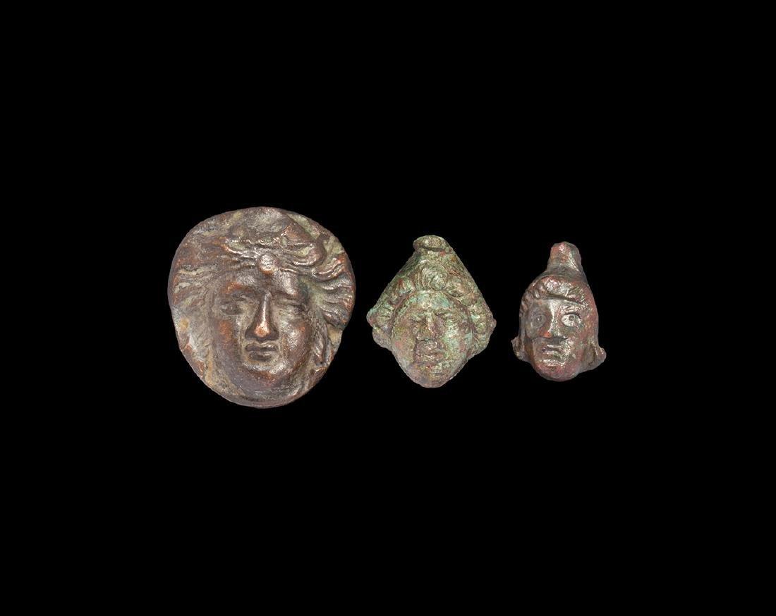Roman Head Mount Group