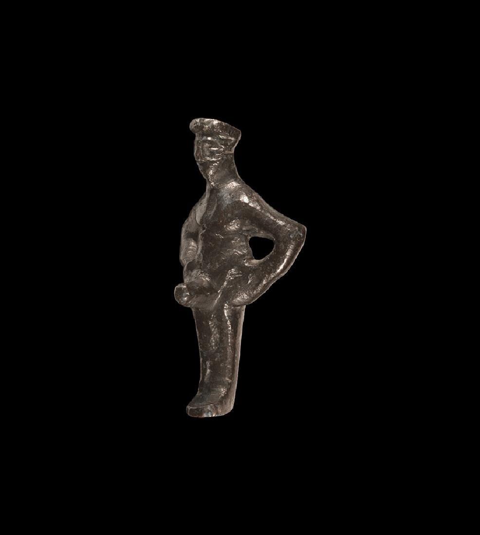 Roman Priapus Statuette