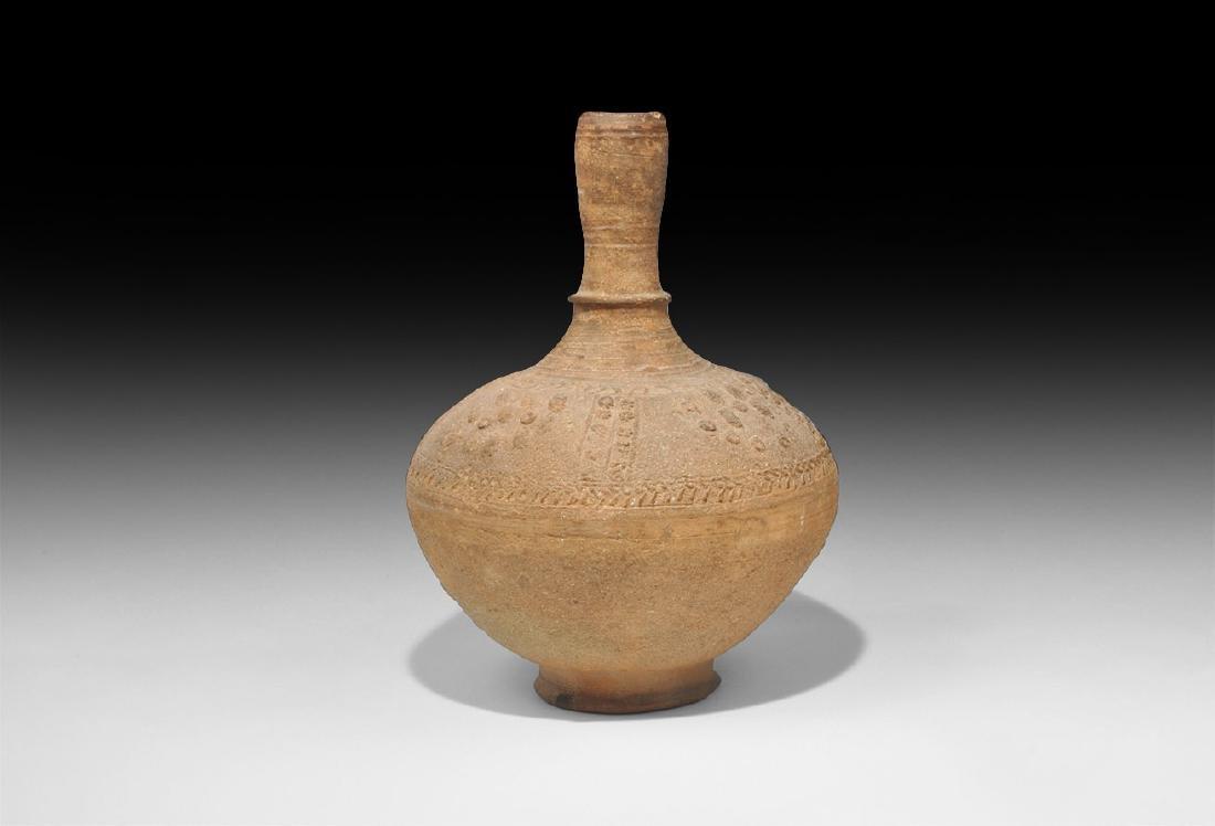 Byzantine Large Decorative Vessel
