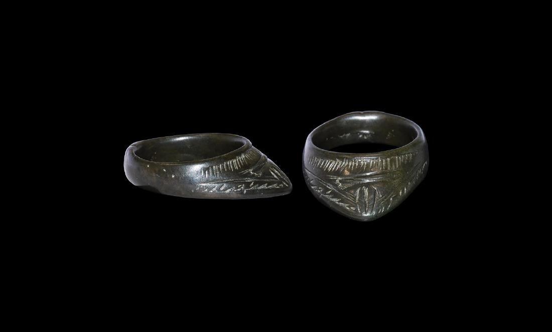 Roman Archer's Thumb Ring