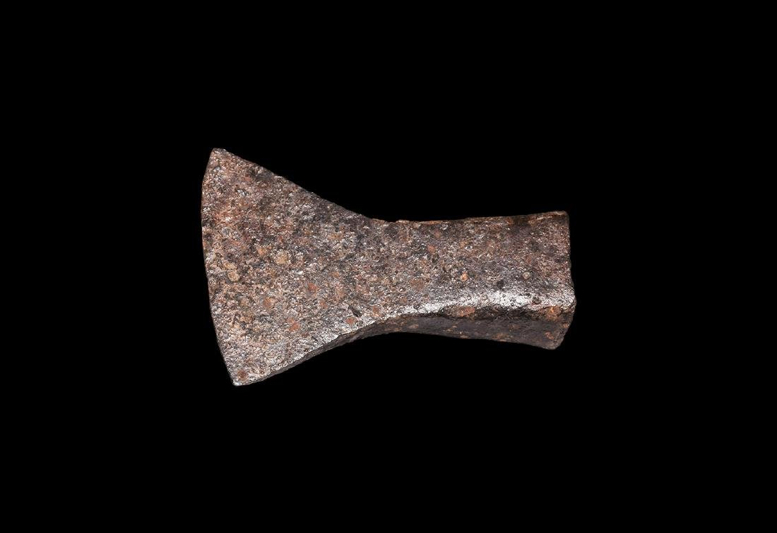 Iron Age Large Celtic Socketted Axehead