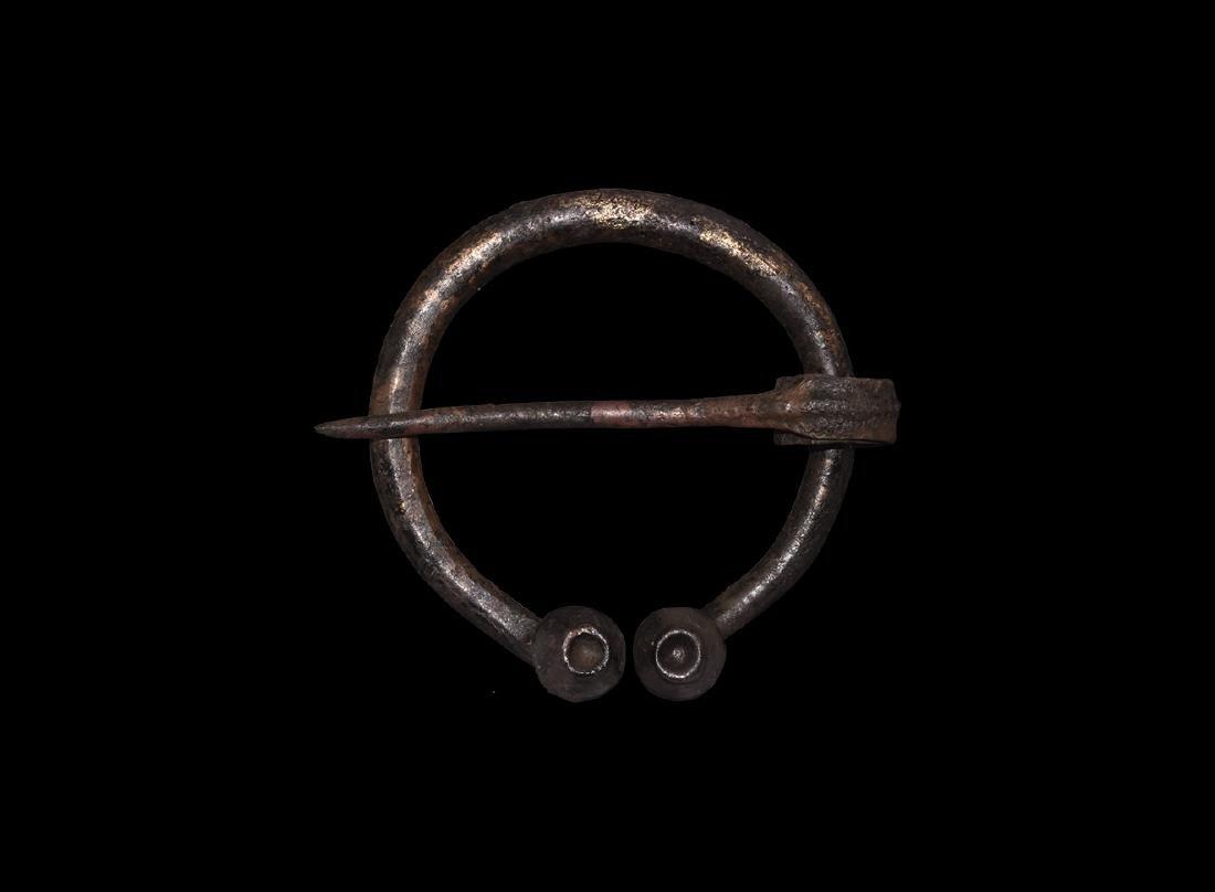 Viking Penannular 'Horseshoe' Brooch