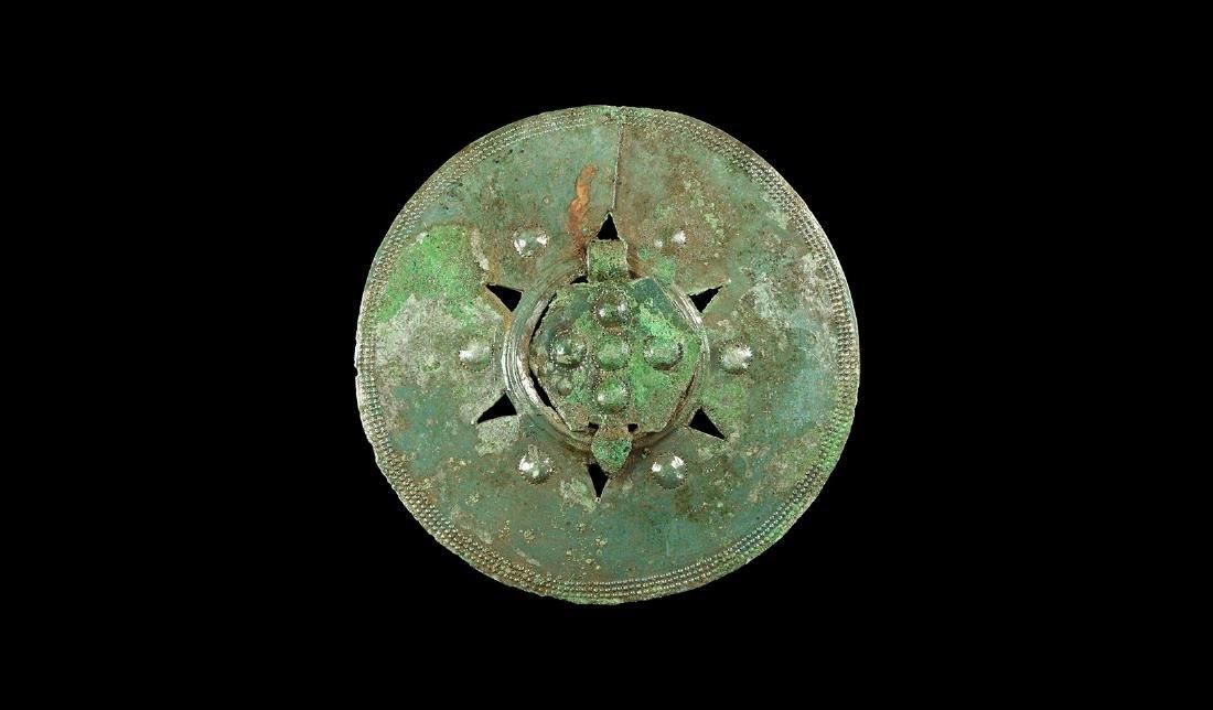 Pre-Viking Massive Annular Brooch