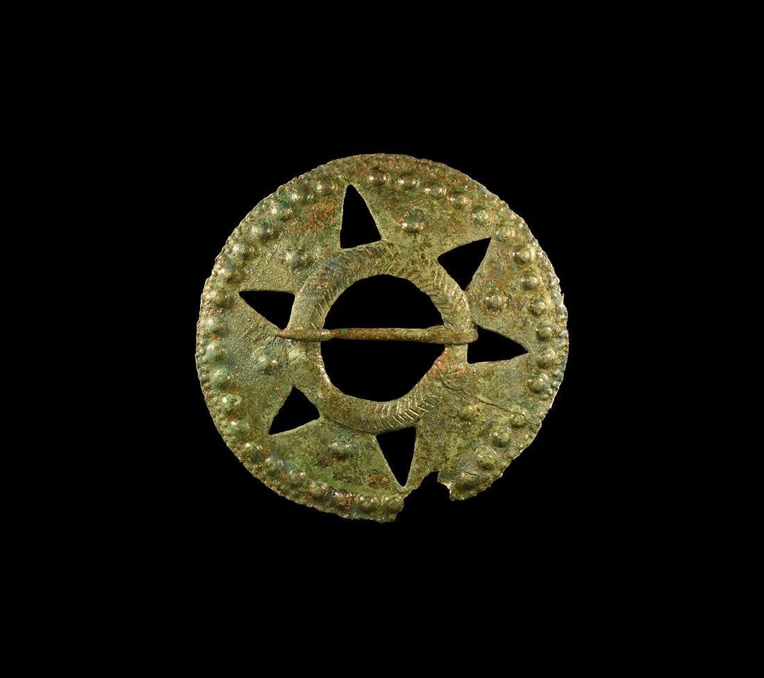 Pre-Viking Large Annular Brooch