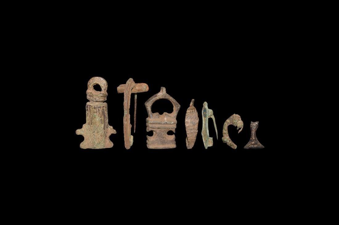Roman to Medieval Artefact Group