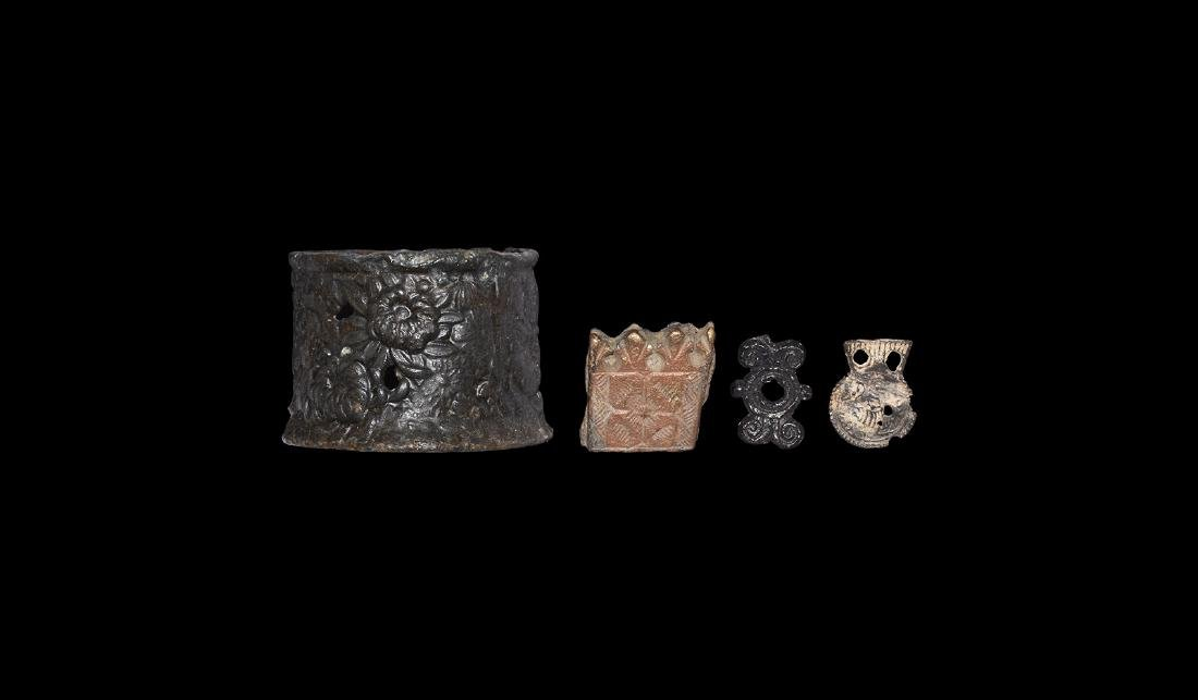 Medieval and Later Thames Mudlark Collection