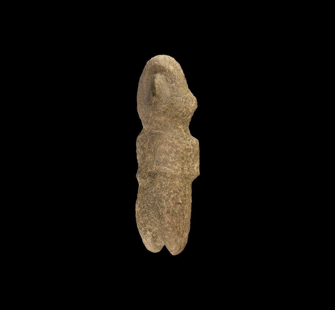 Pre Columbian Inca Stone Idol