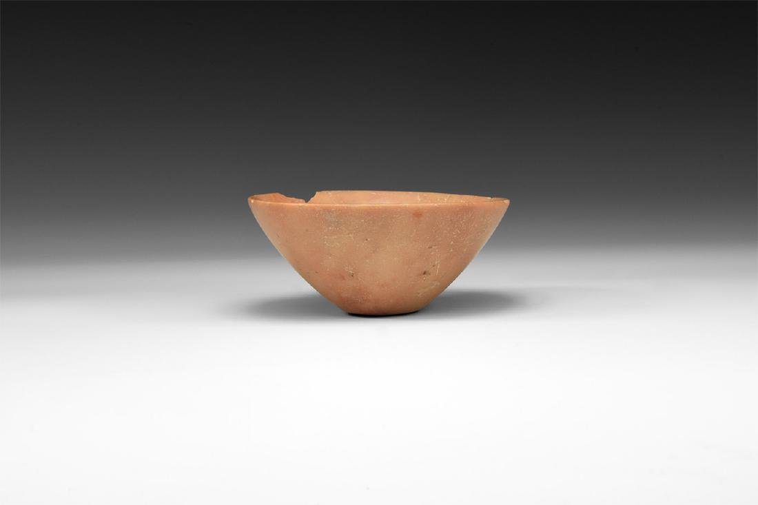 Western Asiatic Cosmetic Bowl