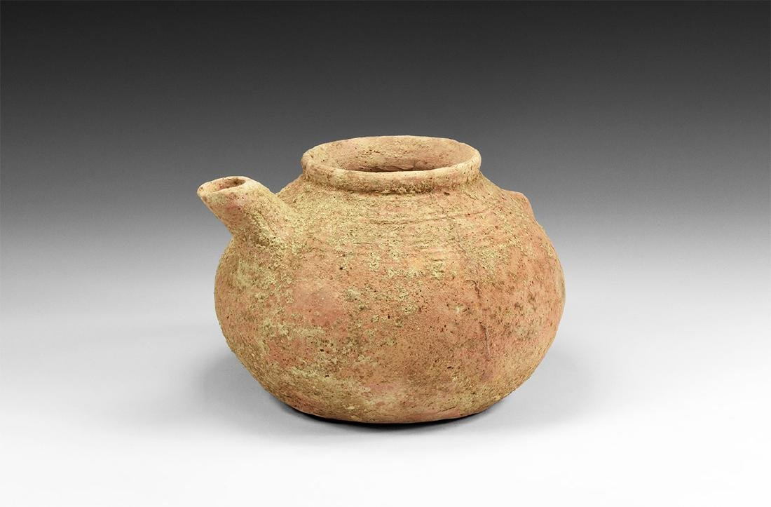 Bronze Age Holy Land Pouring Vessel