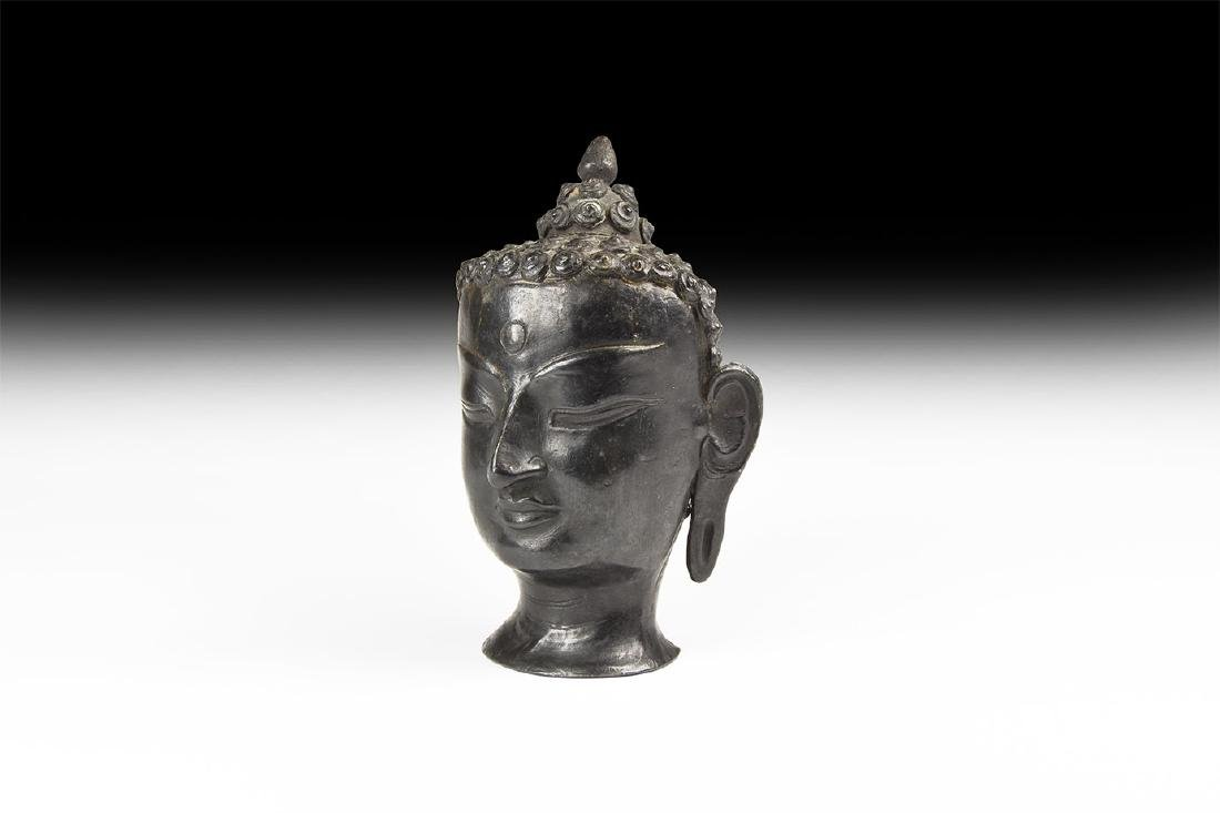 Nepalese Head of Buddha