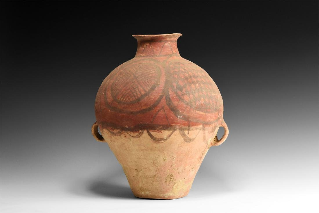 Chinese Painted Neolithic Jar