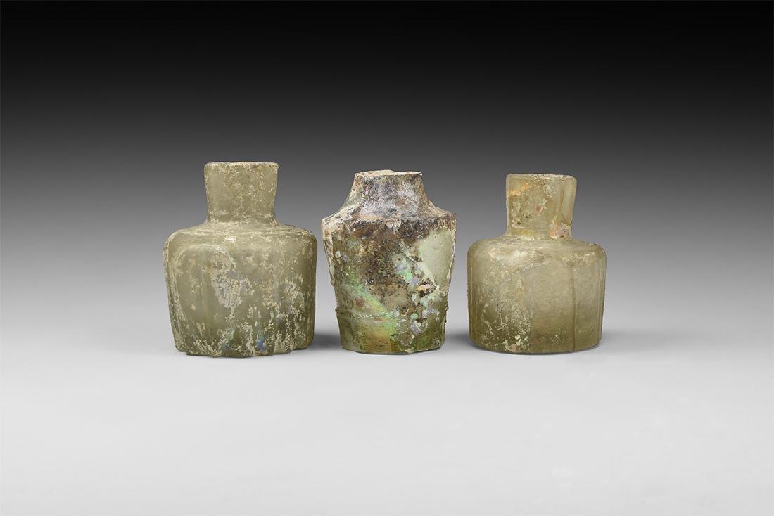 Islamic Glass Vessel Group