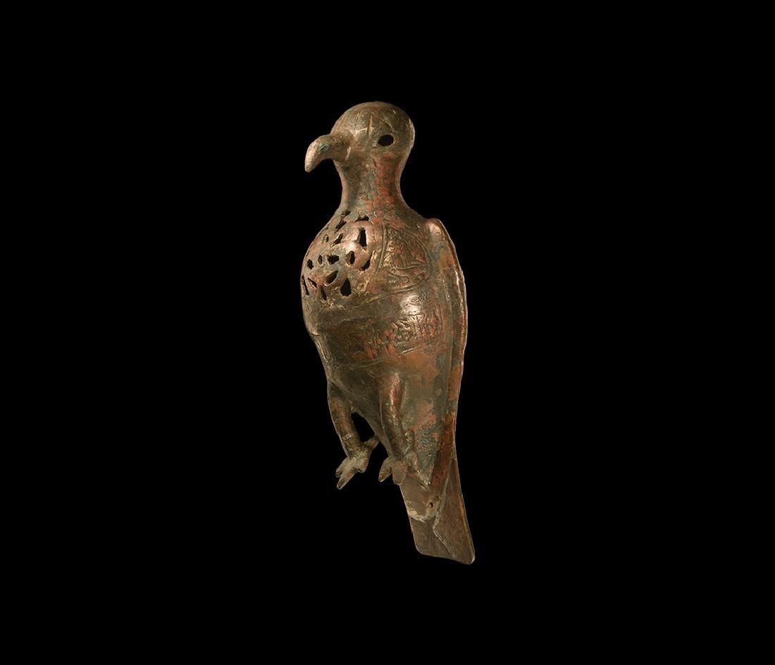 Islamic Falcon Statuette