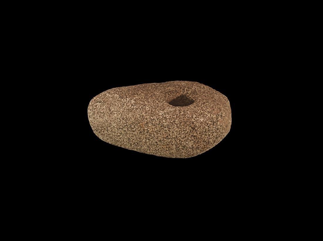 Stone Age Pierced Axehead