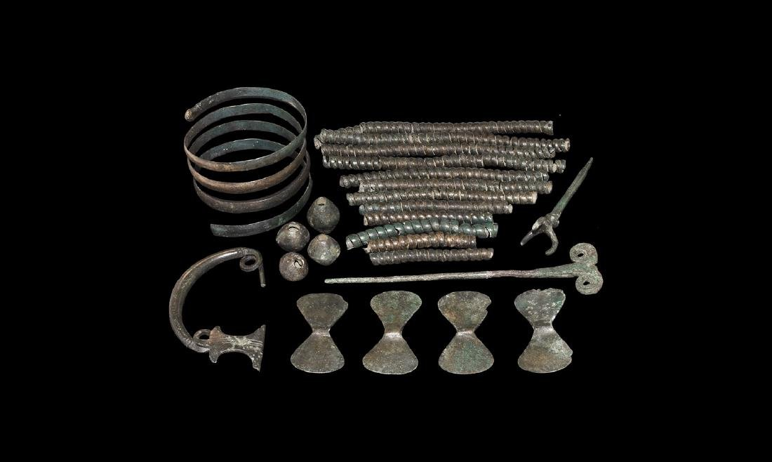 Bronze Age Phrygian Burial Group