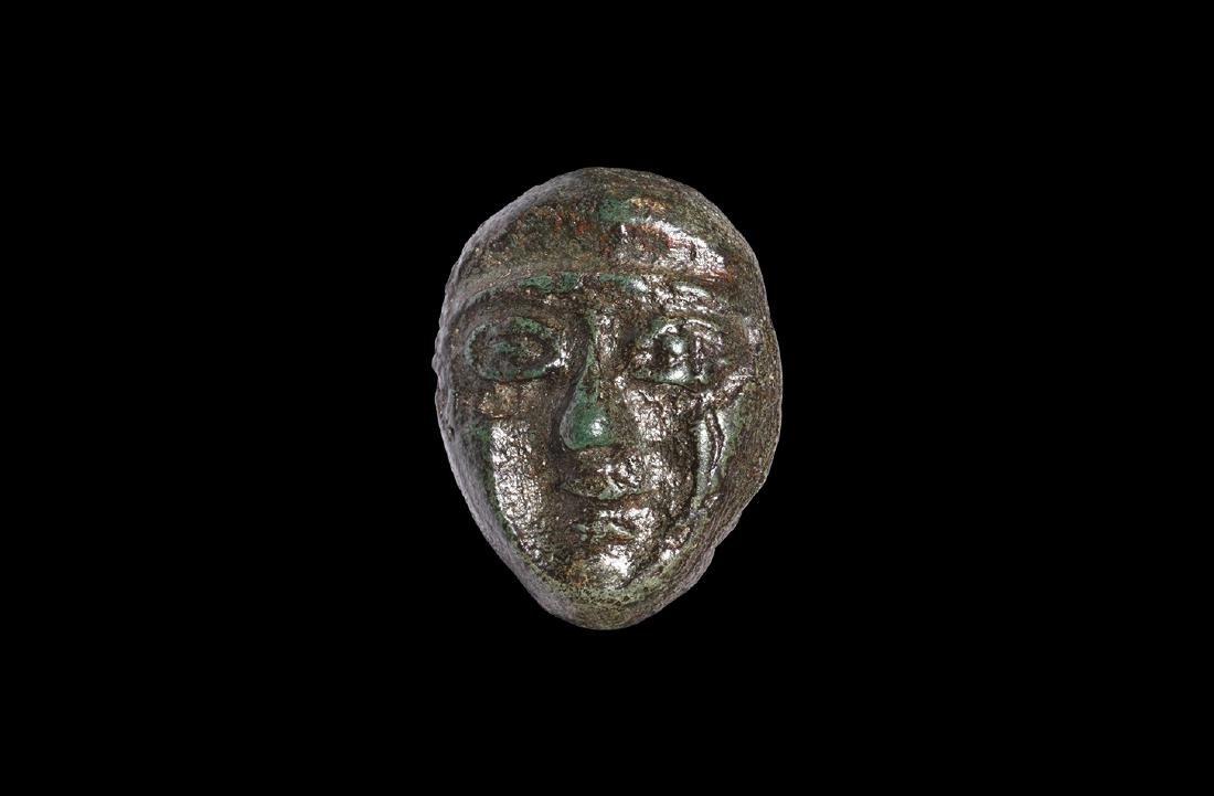Iron Age Mask Mount